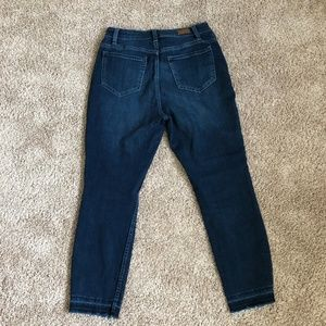 Urban Outfitters Jeans - High Rise Released Hem Skinny Jeans